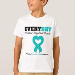 Ovarian Cancer Every Day I Miss My Best Friend T-Shirt