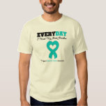 Ovarian Cancer Every Day I Miss My Great Grandma Tee Shirt