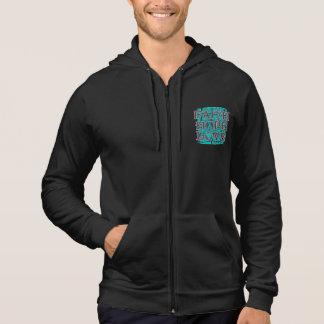 Ovarian Cancer Faith Hope Love Hooded Sweatshirt