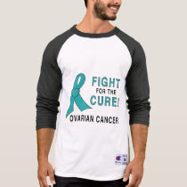 Ovarian Cancer Fight for the Cure! T-Shirt
