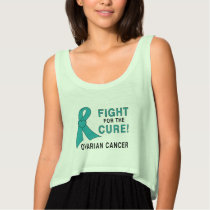Ovarian Cancer Fight for the Cure! Tank Top