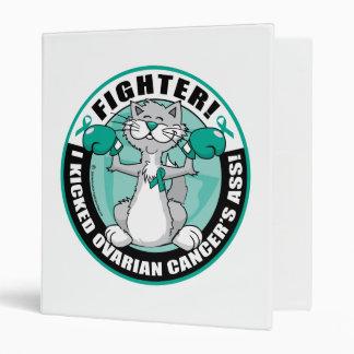 Ovarian Cancer Fighter Cat Binder