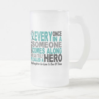 Ovarian Cancer Hero Comes Along DAUGHTER-IN-LAW Mugs