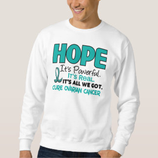 Ovarian Cancer HOPE 1 Sweatshirt