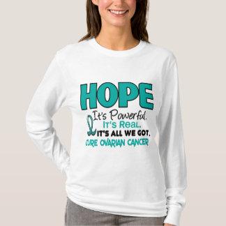 Ovarian Cancer HOPE 1 T-Shirt