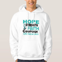 Ovarian Cancer HOPE 3 Hoodie