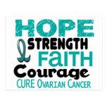 Ovarian Cancer HOPE 3 Postcard