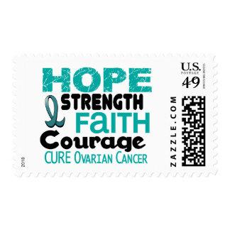 Ovarian Cancer HOPE 3 Stamp