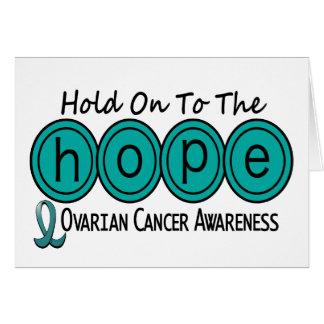 Ovarian Cancer HOPE 6 Card