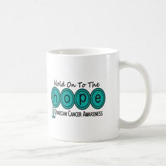 Ovarian Cancer HOPE 6 Coffee Mug