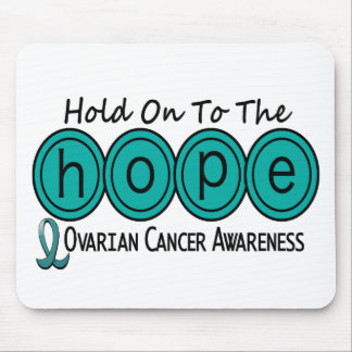 Ovarian Cancer HOPE 6 Mouse Mats