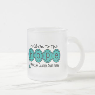 Ovarian Cancer HOPE 6 Mugs