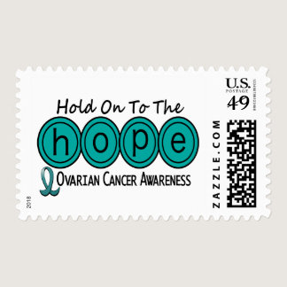 Ovarian Cancer HOPE 6 Postage