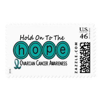Ovarian Cancer HOPE 6 Postage