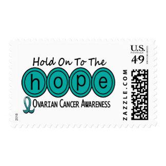Ovarian Cancer HOPE 6 Stamp