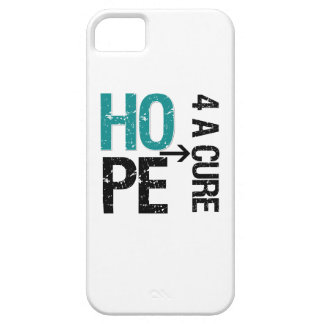 Ovarian Cancer Hope For a Cure iPhone SE/5/5s Case