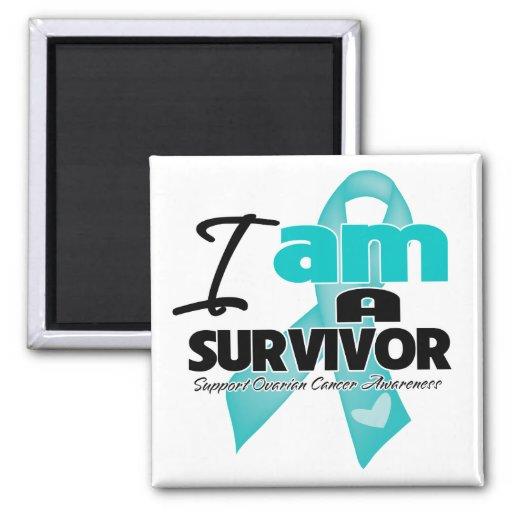 Ovarian Cancer - I am a Survivor Magnet