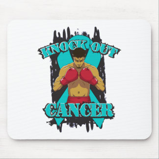 Ovarian Cancer Knock Out Cancer Mouse Pad