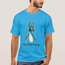 Ovarian Cancer Lighthouse of Hope T-Shirt