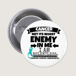 Ovarian Cancer Met Its Worst Enemy in Me Button