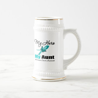 Ovarian Cancer My Hero My Aunt Mug