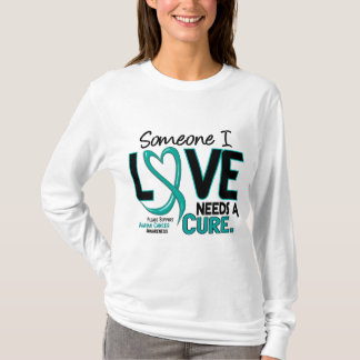Ovarian Cancer NEEDS A CURE 2 T-Shirt