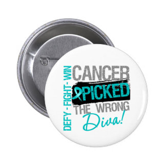 Ovarian Cancer Picked The Wrong Diva Button