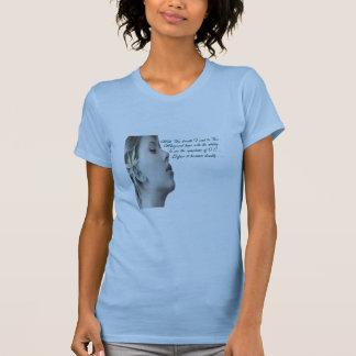 Ovarian Cancer Poem T-Shirt