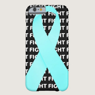 Ovarian Cancer Ribbon Barely There iPhone 6 Case