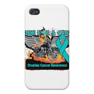 Ovarian Cancer Ride For a Cure Cases For iPhone 4
