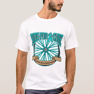 Ovarian Cancer Ride For Cure T-Shirt