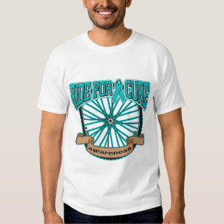 Ovarian Cancer Ride For Cure Tees