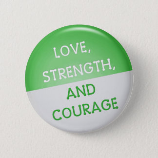 Ovarian Cancer Support Button