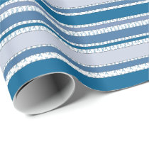 Ovarian Cancer support wrapping paper