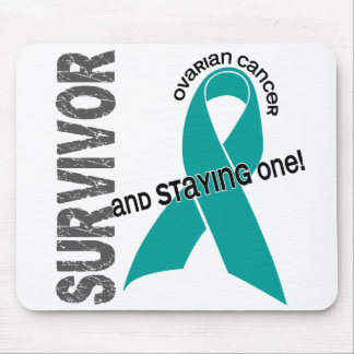Ovarian Cancer Survivor Mouse Mats