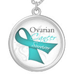 Ovarian Cancer Survivor Pendants