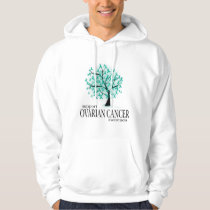 Ovarian Cancer Tree Hoodie