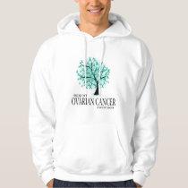 Ovarian Cancer Tree Hoodie