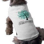 Ovarian Cancer Tree Pet Clothes