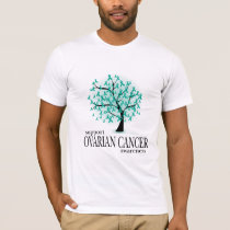 Ovarian Cancer Tree T-Shirt