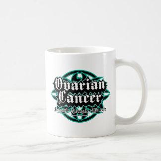 Ovarian Cancer Tribal Coffee Mug