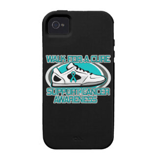 Ovarian Cancer Walk For A Cure iPhone 4/4S Case
