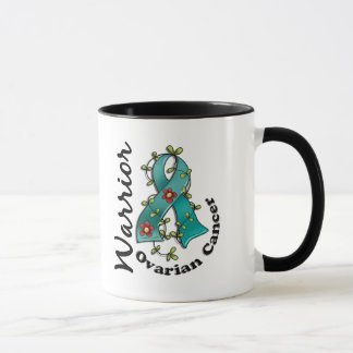 Ovarian Cancer Warrior 15 Mug