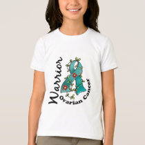 Ovarian Cancer Warrior 15 T-Shirt