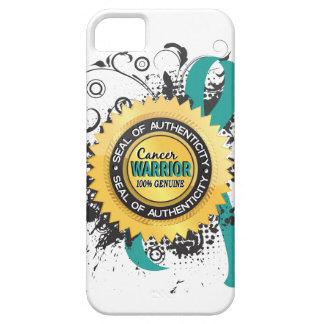 Ovarian Cancer Warrior 23 iPhone SE/5/5s Case