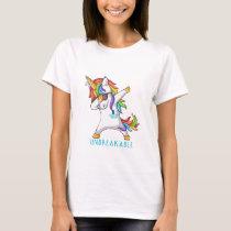 OVARIAN CANCER Warrior Unbreakable T-Shirt