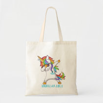 OVARIAN CANCER Warrior Unbreakable Tote Bag
