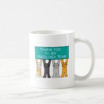 Ovarian Oncology Team Thanks Coffee Mug