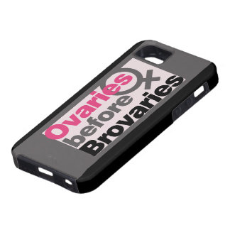 Ovaries before Brovarfies iPhone SE/5/5s Case