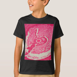 Ovary cells under the microscope. T-Shirt